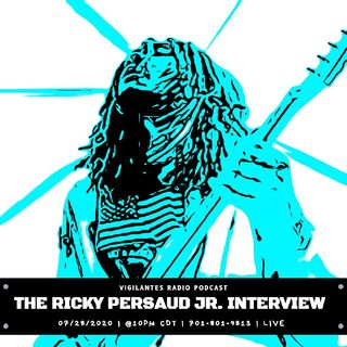 The Ricky Persaud Jr. Interview.