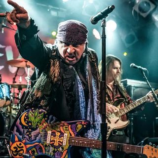 R&R Hall of Famer Steven Van Zandt On Motown, The Sopranos & NEW Album