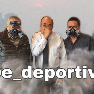 Ahora si como cucarachas fumigadas, Espacio Deportivo de la Tarde 14 de Mayo 2019