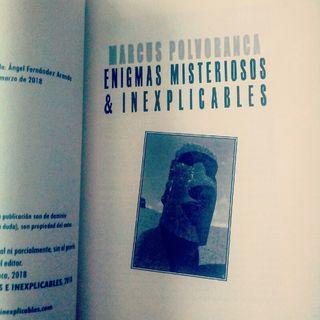 Presentación de Enigmas Misteriosos & Inexplicables, el podcast