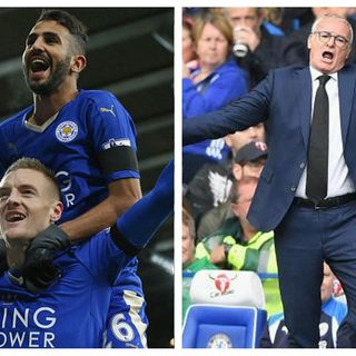 LEICESTER CITY: Champions to Championship