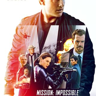 Damn You Hollywood: Mission Impossible Fallout Review