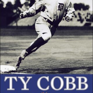 Special Guest:Author of Ty Cobb: A Terrible Beauty Charles Leerhsen