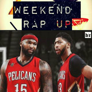 Weekend Rap Up Ep. 22: Boogie & The Brow (Sponsored by IWantToHelpFamilies.com)