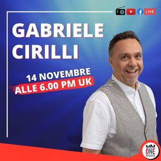 Gabriele Cirilli in ricordo di Gigi Proietti