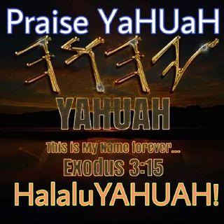 #YAHUAH #YAHUSHA