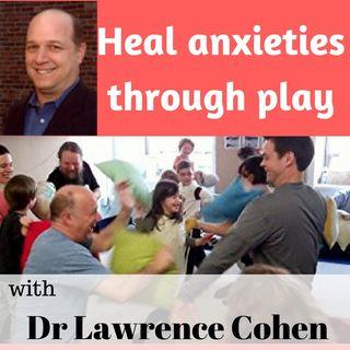 Healing kids' anxieties through play