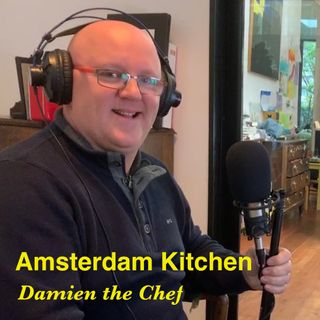Damien the Chef spills the beans