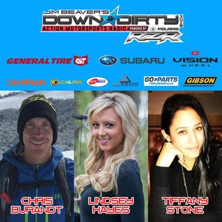 #352 – Chris Burandt, Lindsey Hayes, & Tiffany Stone On Air!