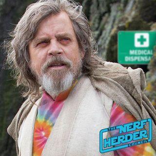 NHC - August 13, 2017: Luke Skywalker, the TRUE origin of Porgs, and crazy SW merch!