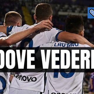 Dove vedere Sassuolo-Inter: diretta TV e streaming del match