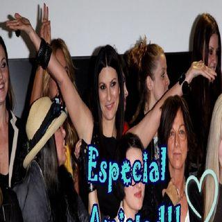 """Laura Pausini especial """" Amistad"""""""