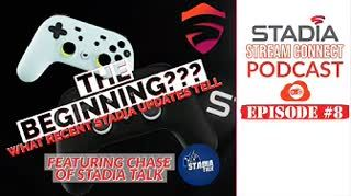 #SSCPodcast №008 - F2P PayWall |  Recent Stadia related developments & more Feat Chase of Stadia talk!