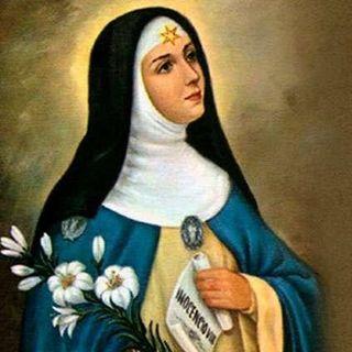 Santa Beatriz de Silva, fundadora orden de la Inmaculada