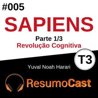 T3#005 Sapiens | Yuval Noah Harari