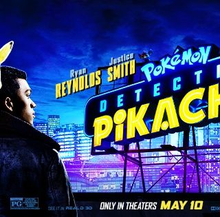 Out Now 362: Pokémon Detective Pikachu