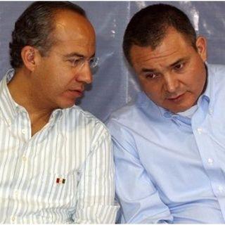 Rechaza García Luna comunicación con diplomáticos mexicanos