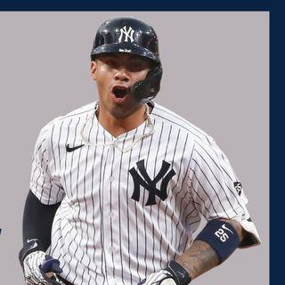 Gleyber Torres regresó de la lista de inhabilitados repartiendo palo con los Yankees