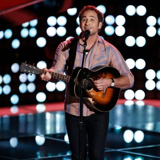 The Voice 2015: Joshua Davis interview