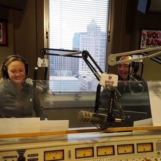 John and Amy on West Michigan Live-12/30/15