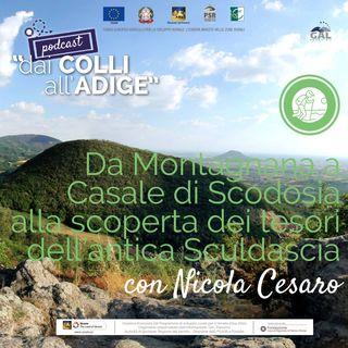 Da Montagnana a Casale di Scodosia alla scoperta dei tesori dell'antica Sculdascia con Nicola Cesaro