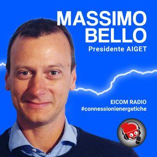 Massimo Bello, Presidente AIGET