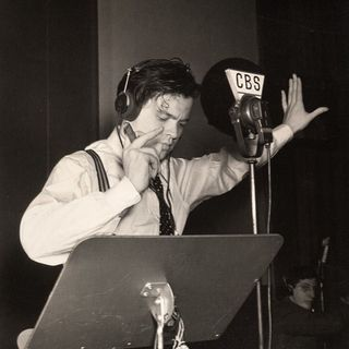 Classic Radio theater for February 7, 2018 - Orson Welles as Harry Lime
