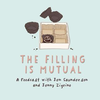 The Filling Is Mutual Ep 107 - Jeff Leach