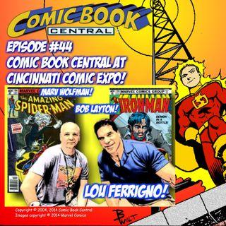 #44: Cincinnati Comic Expo Pt. 1