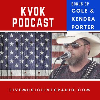 KVOK PODCAST BONUS EPISODE (Creed Fisher)