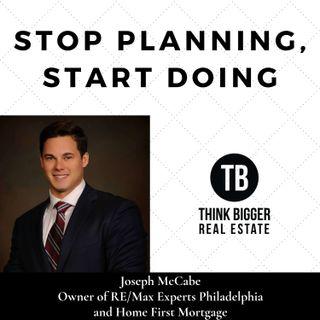 Joseph McCabe- Stop Planning, Start Doing