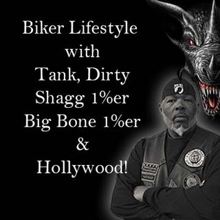 Biker Lifestyle with Brotherhood and Chains