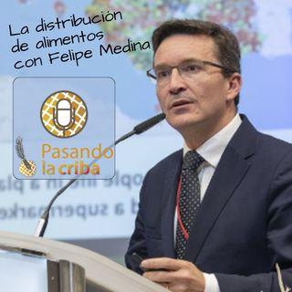 2. La distribución de alimentos con Felipe Medina