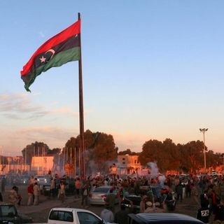 Trump's Man in Libya:  Hatfar & the Libyan Civil War