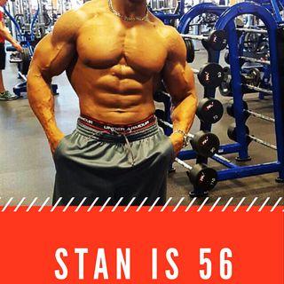 Is your fat stomach killing you?, How does Stan stay ripped at 50 plus!!