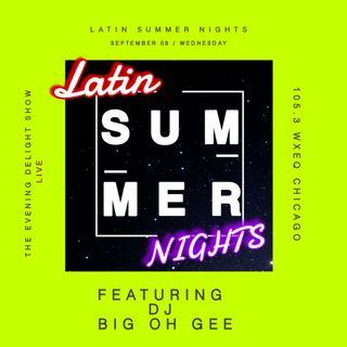 105.3 WXEQ Latin Summer Nights Vol. 7