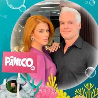 PÂNICO - 20/08/2021 - Deborah Albuquerque e Bruno Salomão