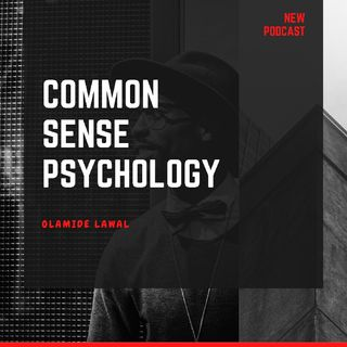 Common Sense Psychology
