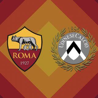 LIVE ROMA-UDINESE   RADIOCRONACA IN DIRETTA