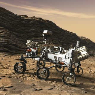 What Do You Need to Make Martian Oxygen? MOXIE!