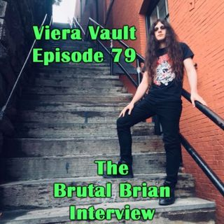 Episode 79: The Brutal Brian Interview (Midnight Spell, Yngwie Malmsteen, Enforcer, Hellwitch, Thrash Or Die, Combat)