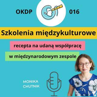 OKDP 016 Szkolenia międzykulturowe - recepta na udaną współpracę w międzynarodowym zespole