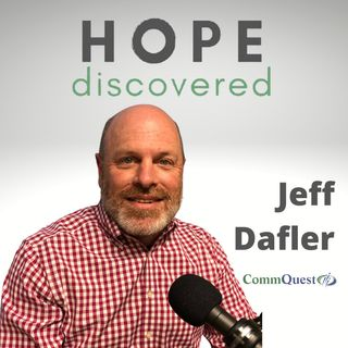 "Jeff Dafler - ""Psobriety - A Journey of Recovery through the Psalms"""