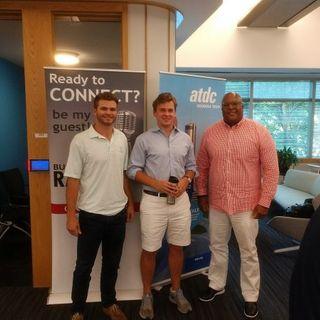 ATDC Radio: Nakia Melecio with iDesign and Conrad Williams with Press Sports
