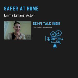 Emma Lahana Safer At Home