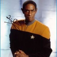 """Money Talks"" clip by Tim Russ (""Tuvok"")"