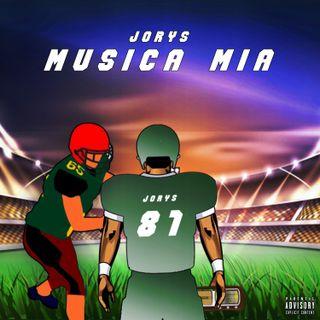 Jorys Saluto a Web Radio DNOR e presenta  il suo brano Musica Mia
