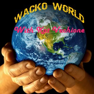 World Talk Rock Report with Kat Vicchione and Chuck Skull