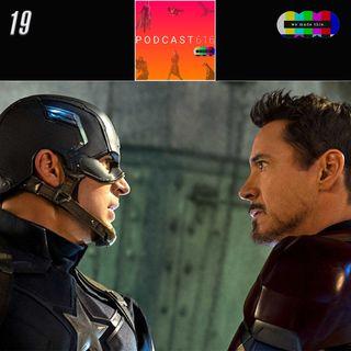 19. Captain America: Civil War