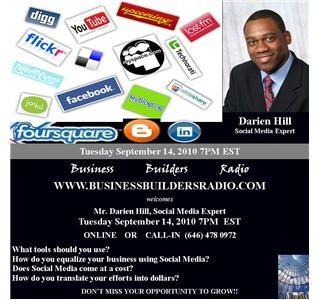 Social Media Ins & Outs w. Darien Hill, Relationship Experts